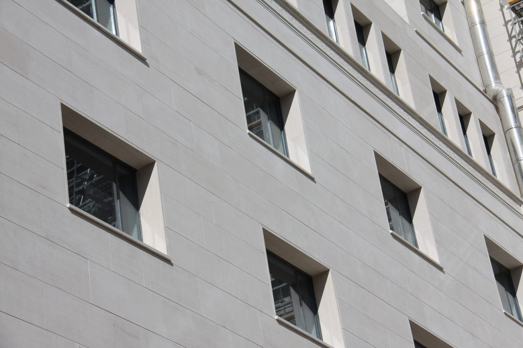Congreso de diputados baff system facades engineering - Bauen empresa constructora ...